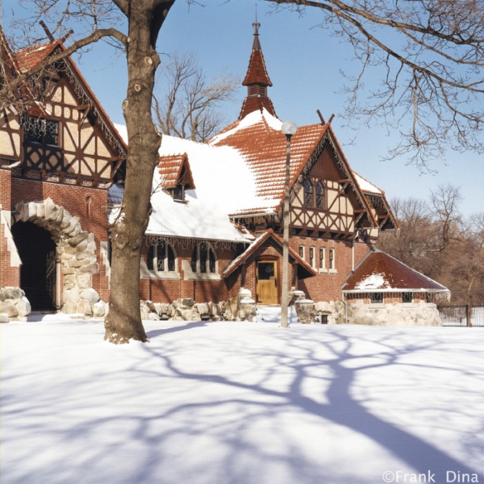 Humboldt Park Stables - Winter