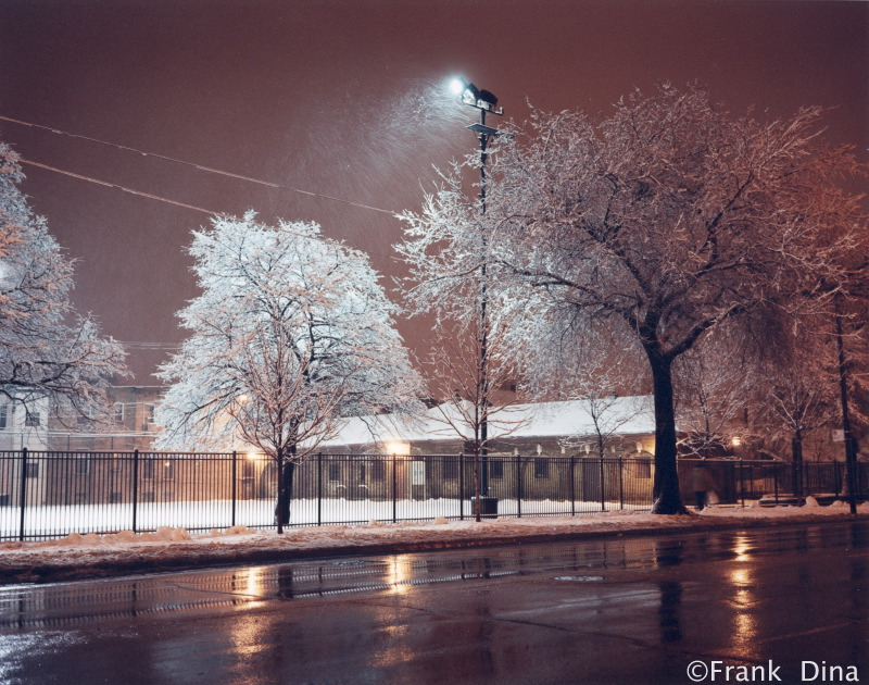 Snowy Playlot