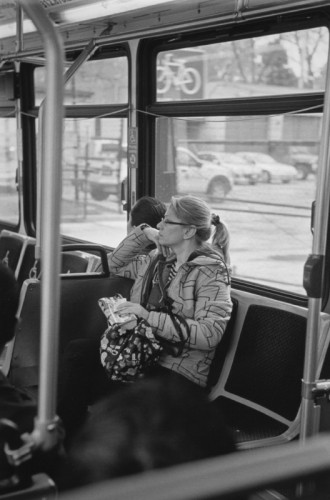 Bus Daydream