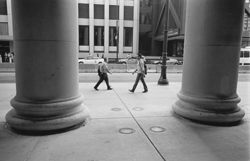 Walk by Union Station