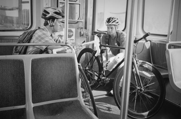 Bikes on El